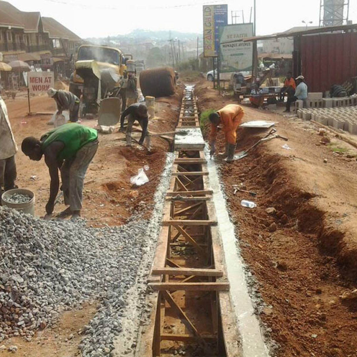 Road Construction Projects